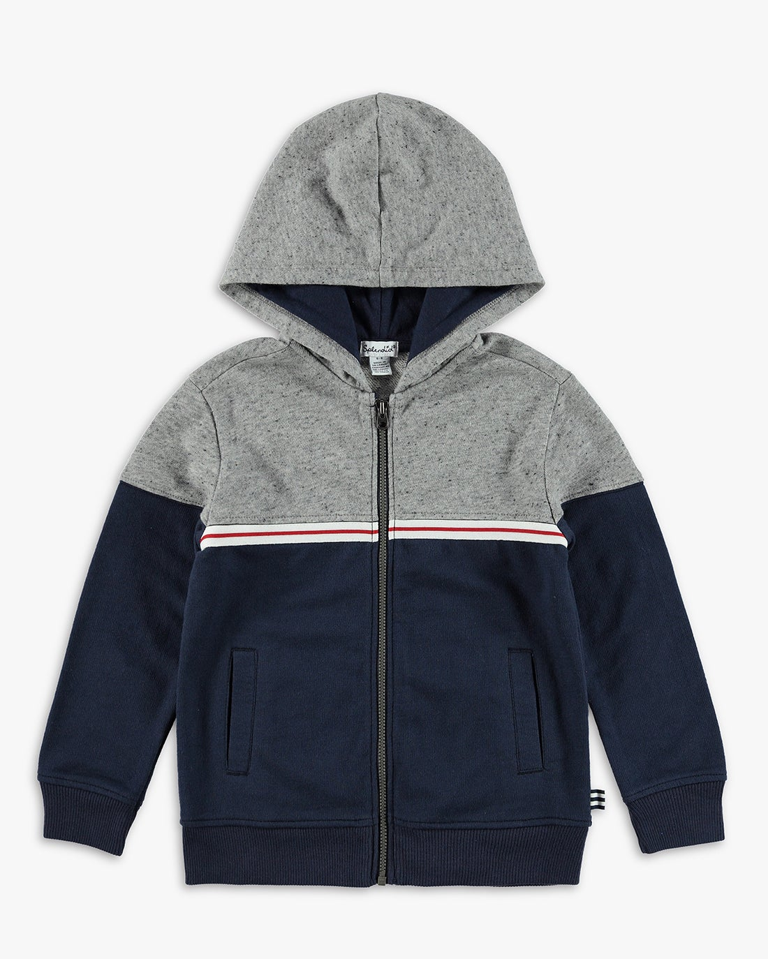 6317505e Home; Little Boy Color Block Hoodie. Skip to the end of the images gallery