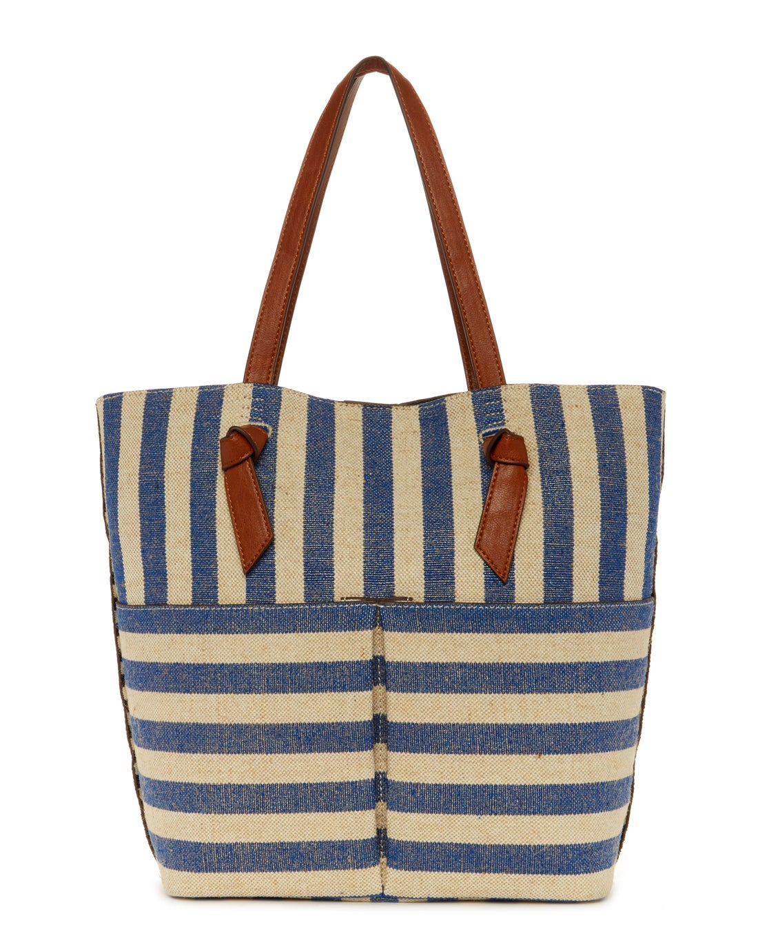 Splendid Women's Bodega Metallic Stripe Tote