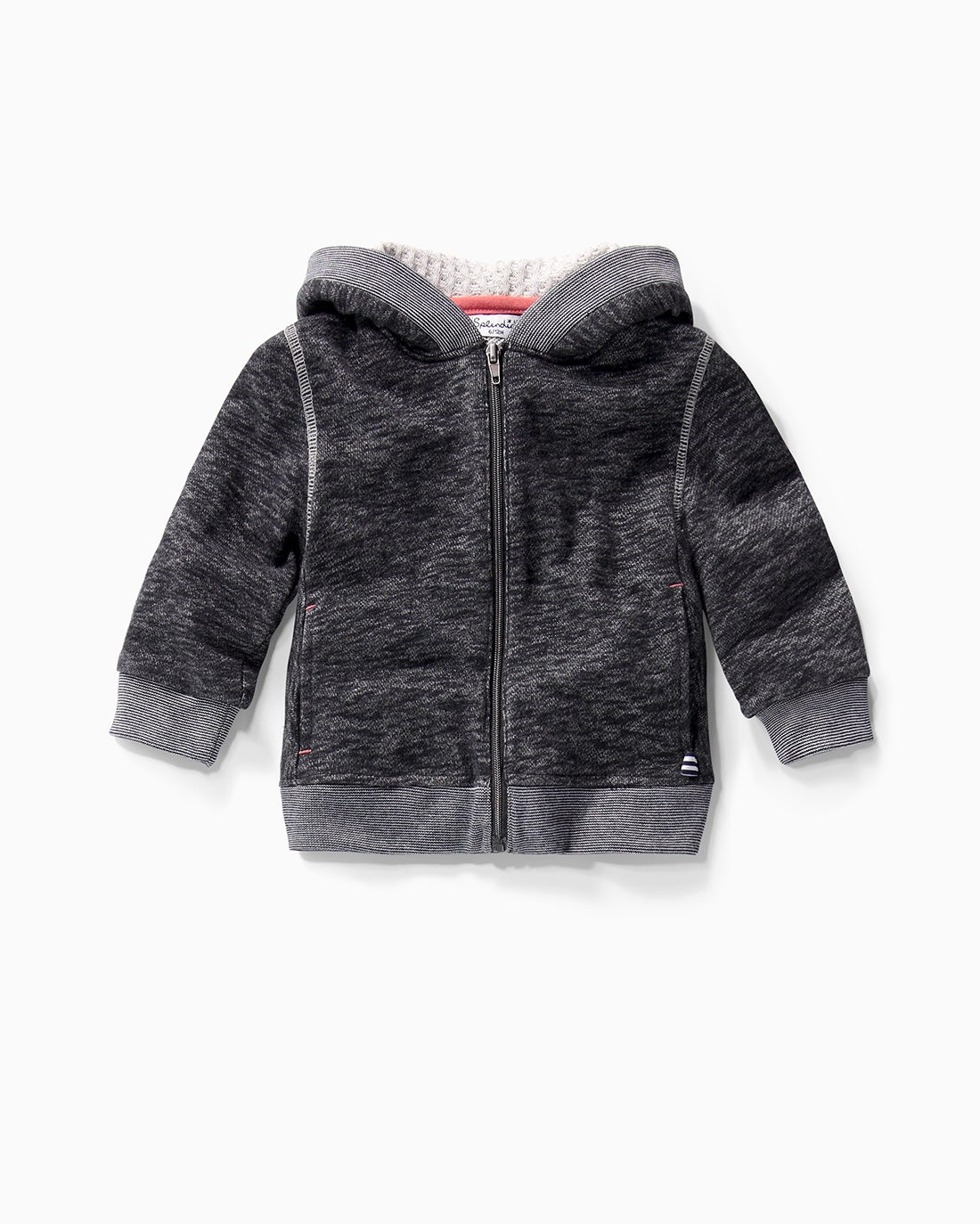 Splendid Baby Boy Brushed French Terry Hoodie