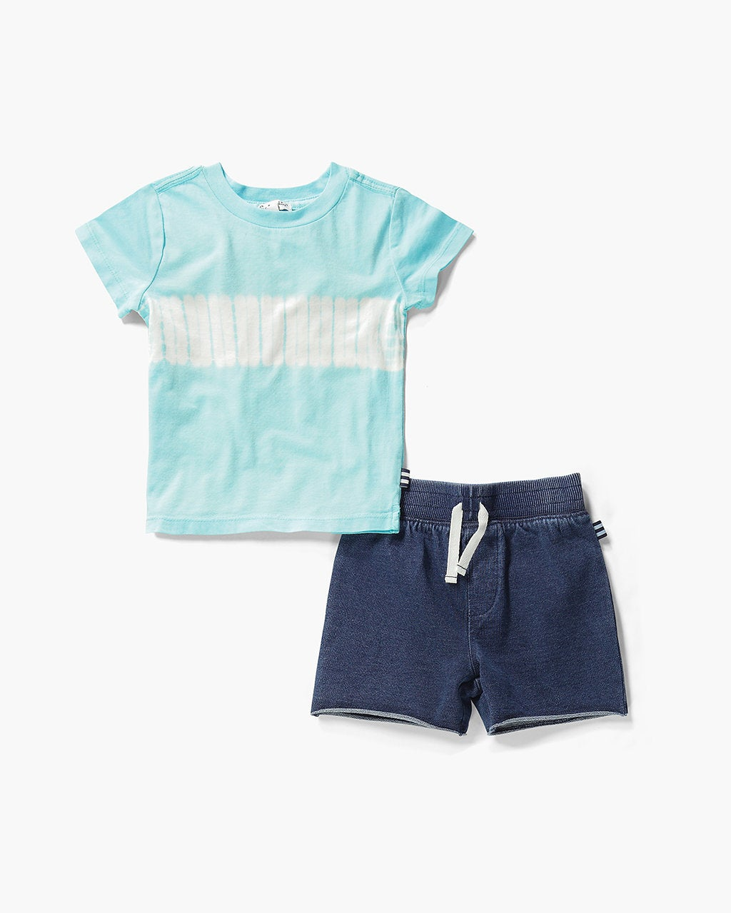 Splendid Baby Boy Tie Dye Tee Set