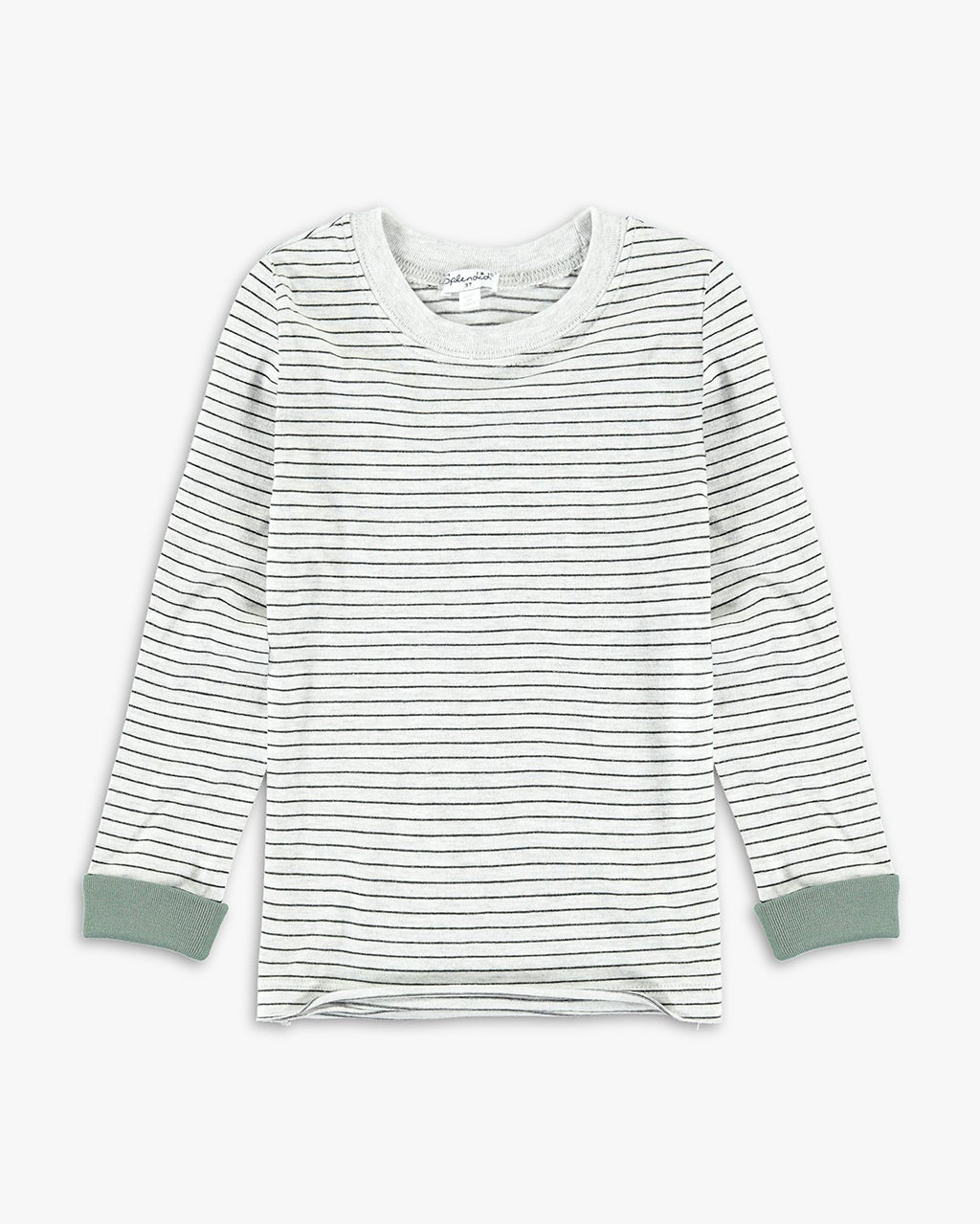 Splendid Little Boy Striped Long Sleeve Tee