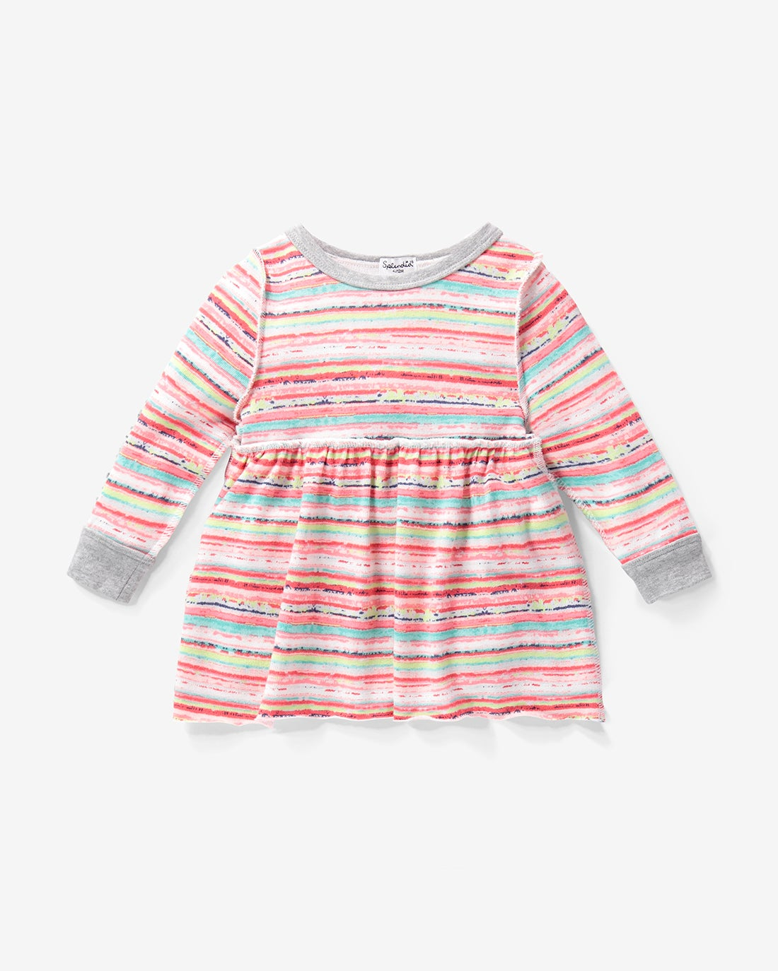 Splendid Baby Girl Stripe Print Sweater