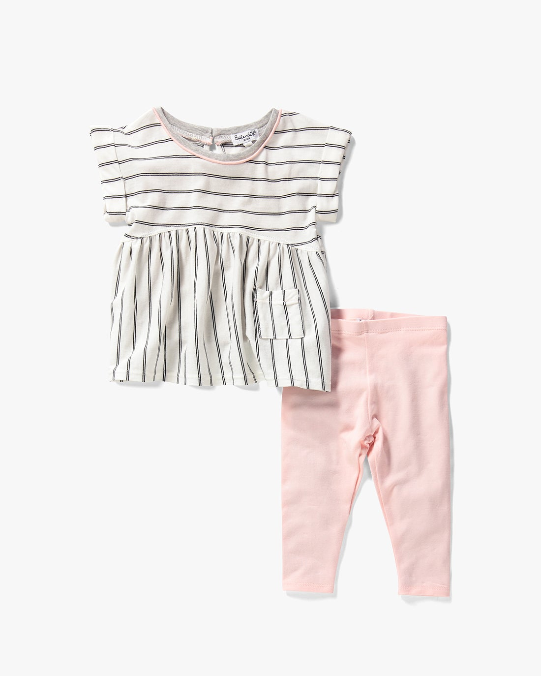 Splendid YD Stripe TOP SET