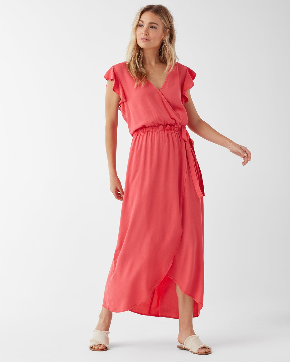 3af1ab16d1e0 The Zora Wrap Dress