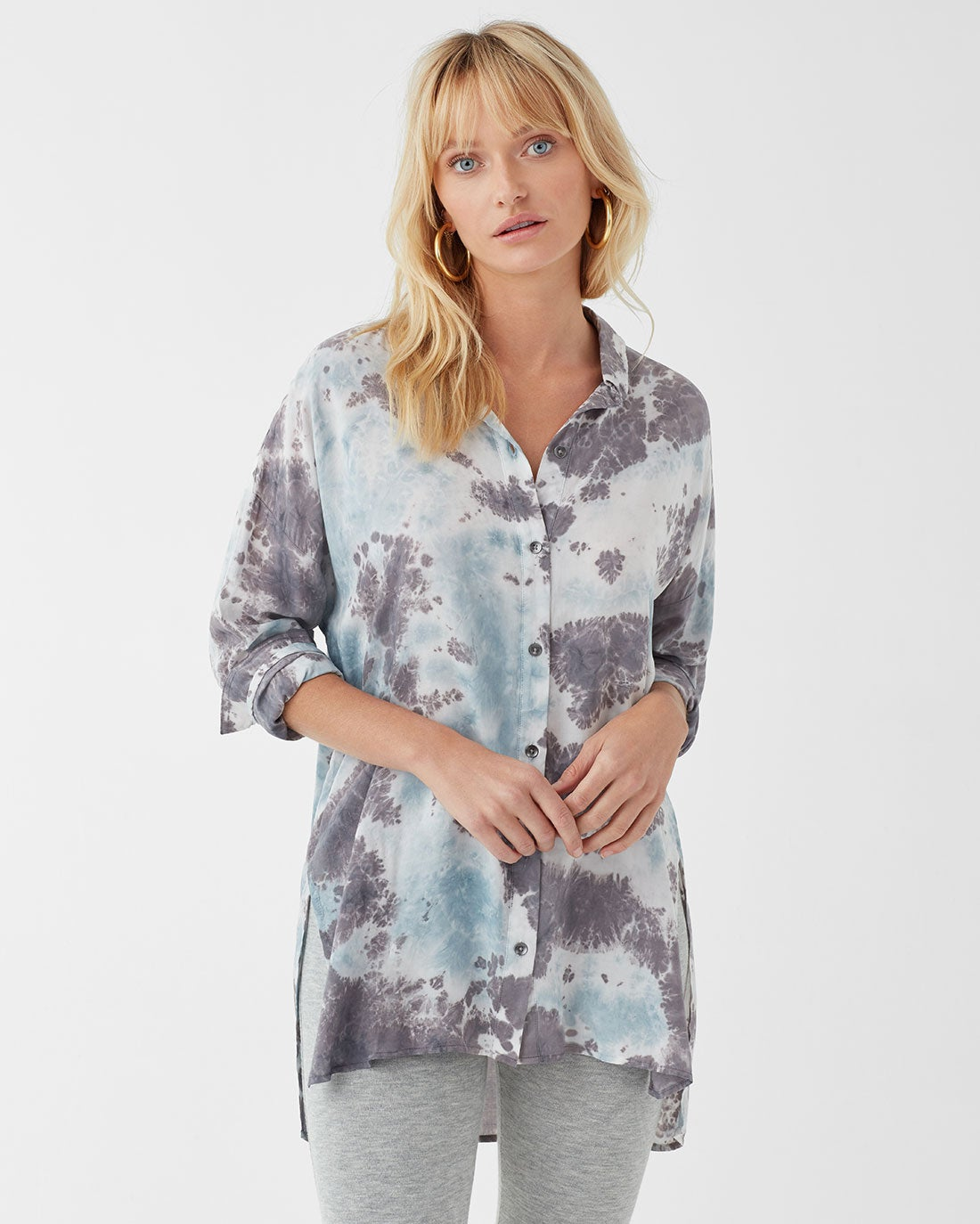 Splendid Women's Alto Treatment Tunic