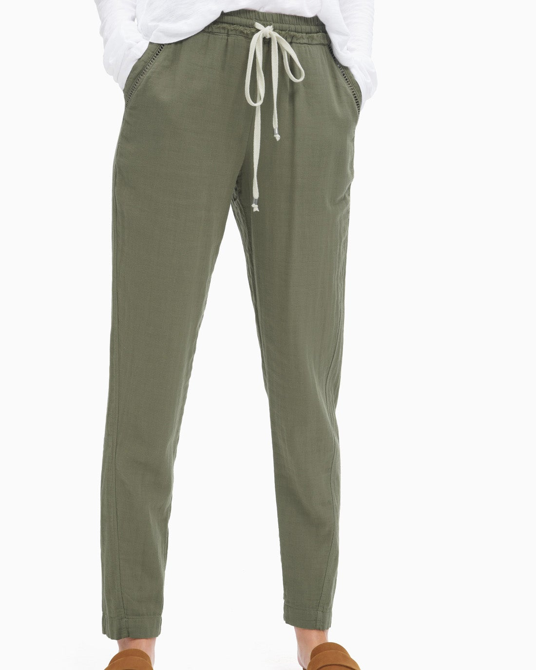 Splendid Women's Double Cloth Pant
