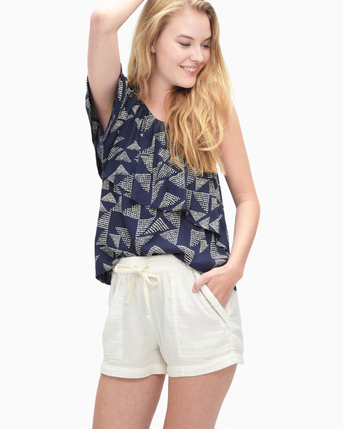 Splendid Women's Double Cloth Short