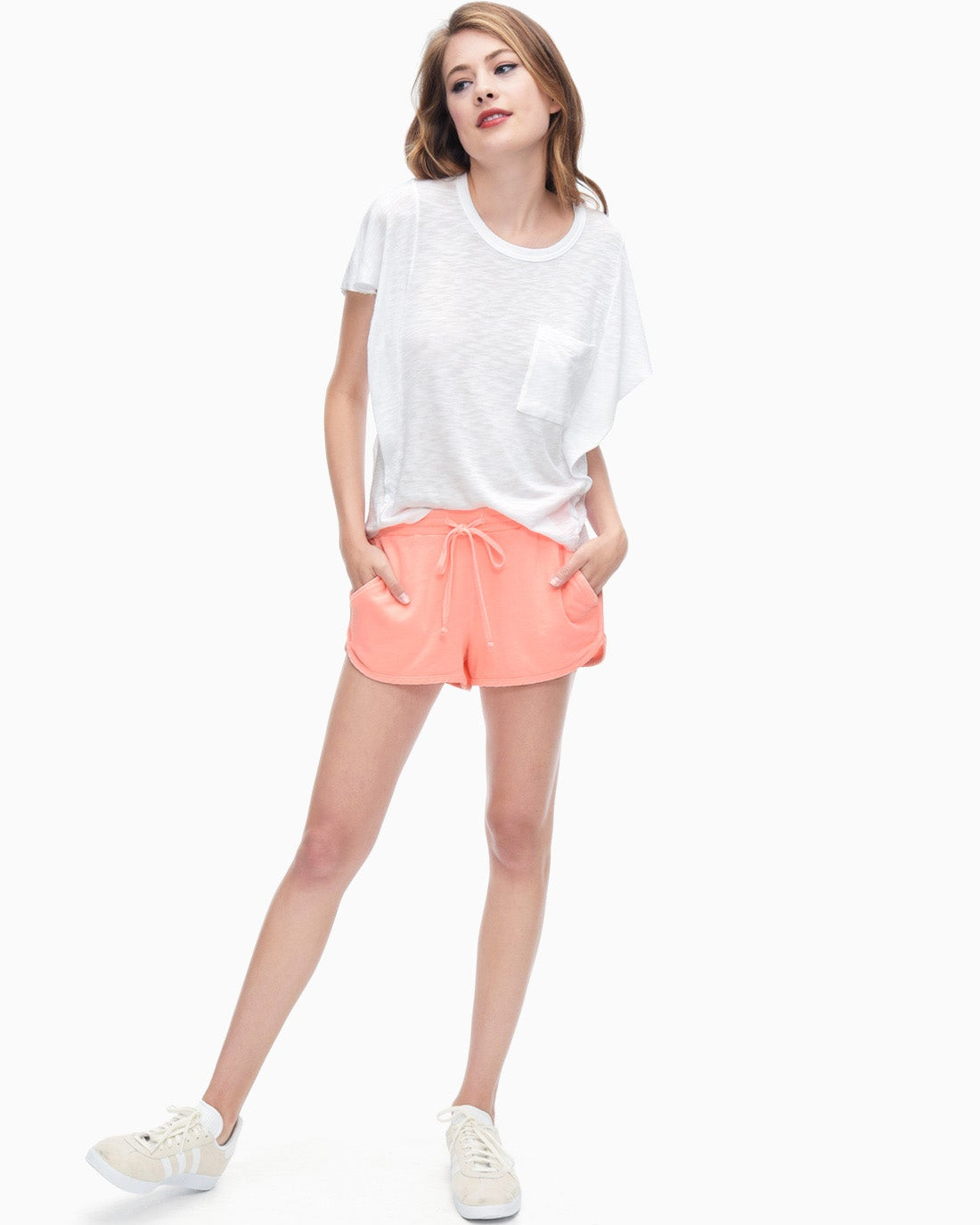 Splendid Women's Pigment Active Sporty Short