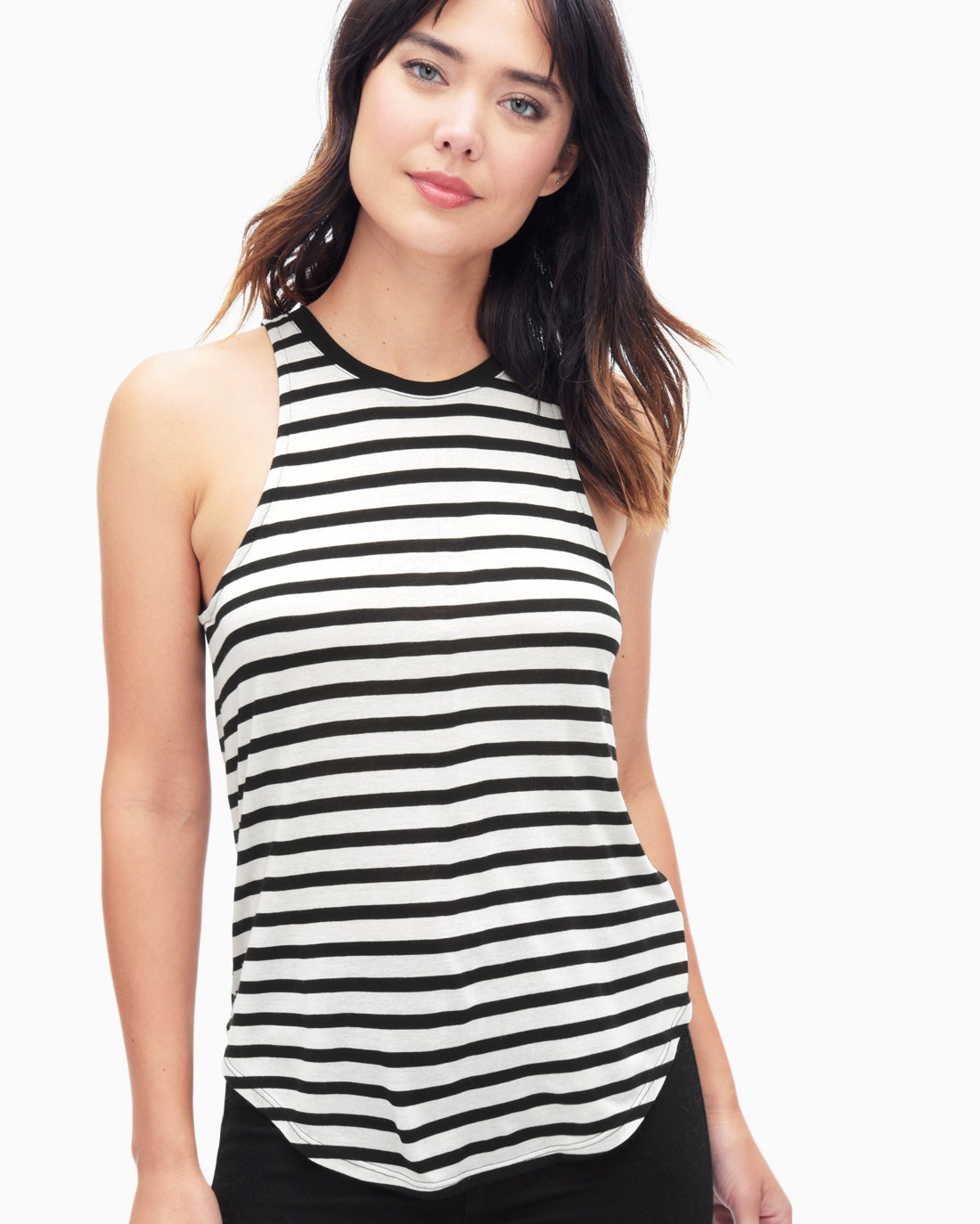 Splendid Women's Stripe Tank