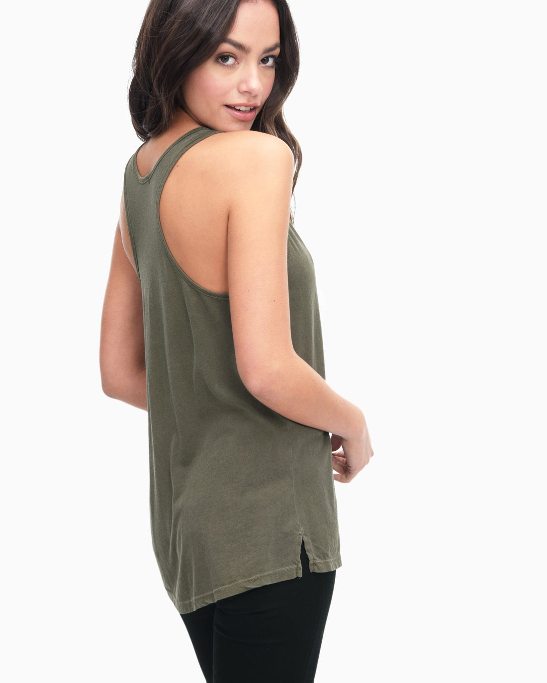 Splendid Women's Vintage Whisper V-Neck Tank