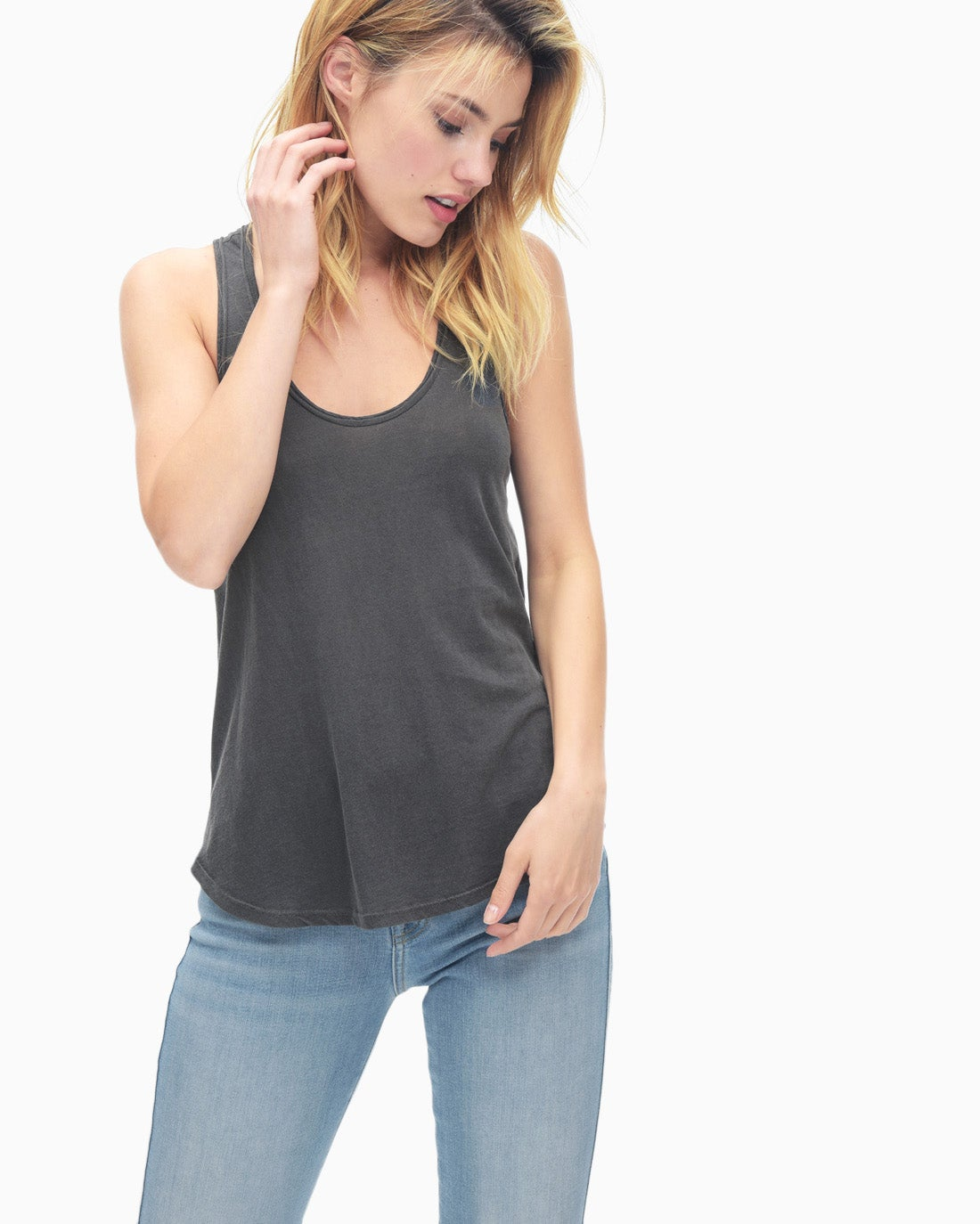 Splendid Women's Vintage Whisper Twist Back Tank